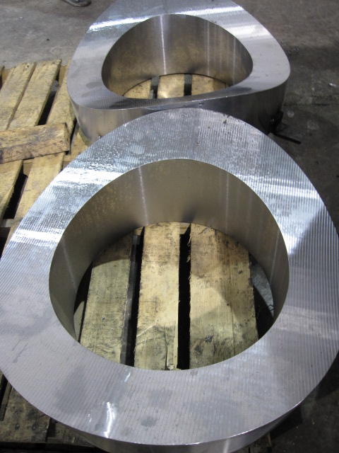 Pad Flanges – Carbon Steel / Stainless / Alloy Flanges per ASME